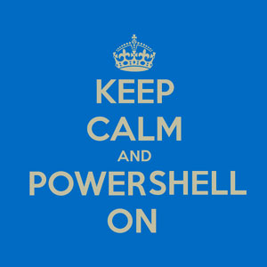 powershellON